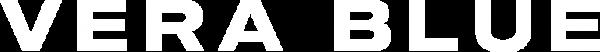 Vera Blue Logo White